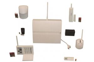alarme sans fil et GSM