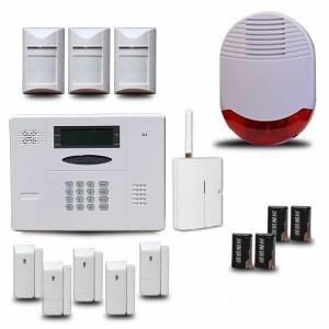 Alarme de maison GSM